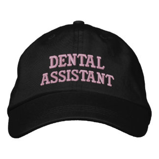 Boné do assistente dental