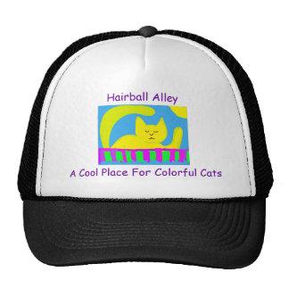 Boné do beco do Hairball