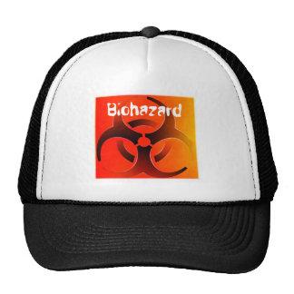 Boné do BioHazard