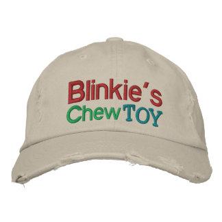 Boné do brinquedo da mastigação de Blinkie por SRF