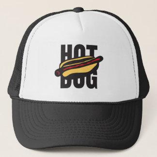Boné 🌭 do cachorro quente
