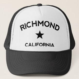 Boné do camionista de Richmond Califórnia