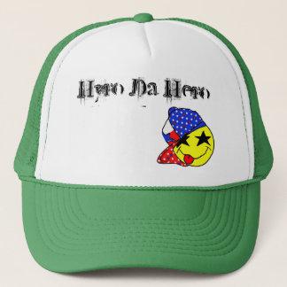 Boné do camionista do herói de Hyro a Dinamarca