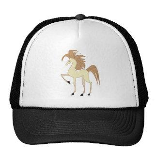 Boné do cavalo dos desenhos animados