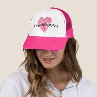 Boné do chapéu do tributo do coração da aguarela