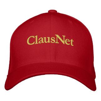 Boné do ClausNet do papai noel