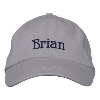 Boné do desenhista conhecido de BRIAN