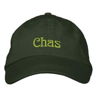 Boné do desenhista conhecido de CHAS