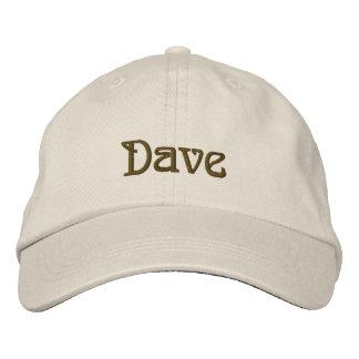 Boné do desenhista conhecido de DAVE