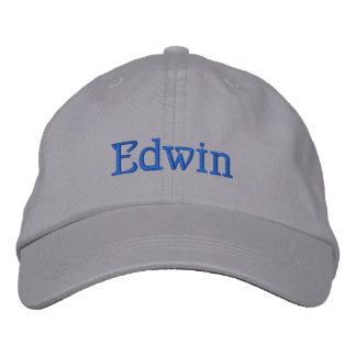 Boné do desenhista conhecido de EDWIN