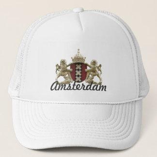 Boné do emblema da cidade de Amsterdão xxx