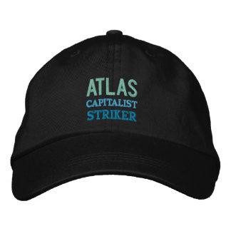 Boné do GREVISTA do ATLAS
