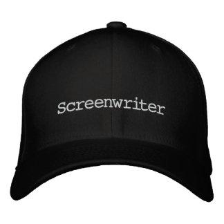 Boné do guionista