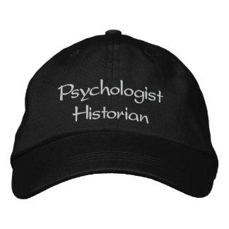 Boné do historiador do psicólogo