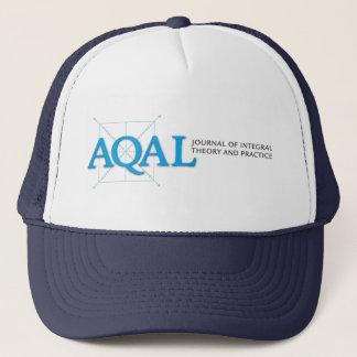 Boné do jornal de AQAL