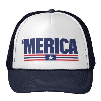 Boné do logotipo de Merica