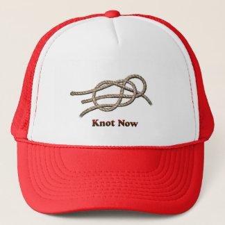 Boné Do nó chapéus agora -