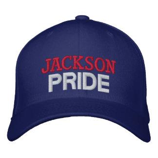 Boné do orgulho de Jackson
