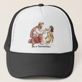 Boné do renascimento do samaritano - seja um