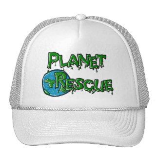 Boné do salvamento do planeta