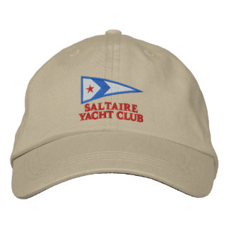 BONÉ do yacht club de Saltaire