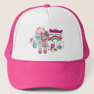 Boné Doc McStuffins   Lambie - melhor amigo dos bebês