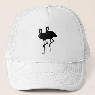 Boné Dois flamingos
