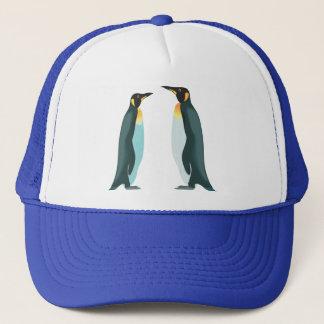 Boné Dois pinguins