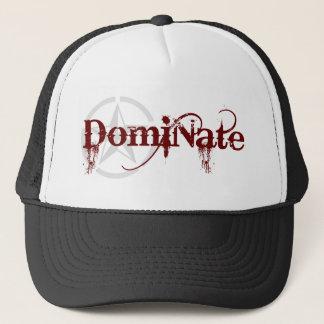 Boné Domine andam para fora chapéu