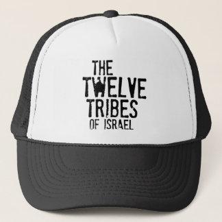 Boné Doze tribos de Israel