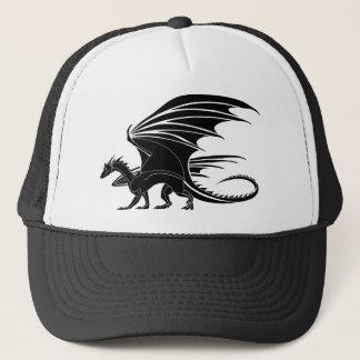 Boné Dragão irritado