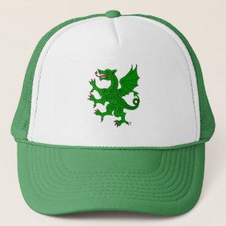 Boné Dragão Vert desenfreado