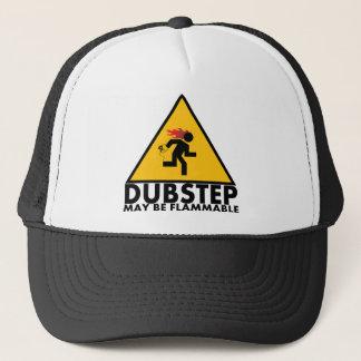 Boné Dubstep pode chapéu inflamável