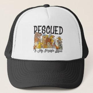 Boné É salvado meu chapéu favorito do camionista da