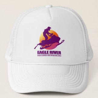 Boné Eagle River (manutenção programada) 2