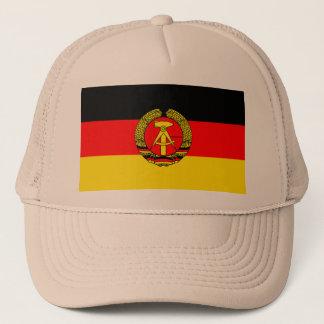 Boné East Germany, bandeira
