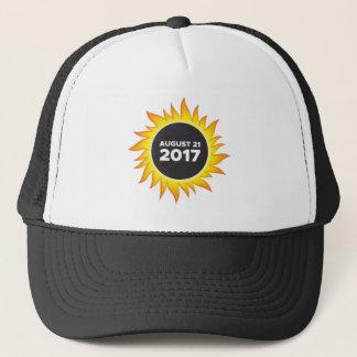 Boné Eclipse solar total - 08.21.2017