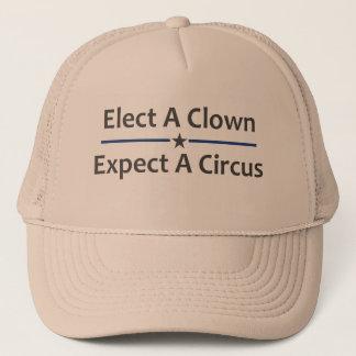 Boné Eleja um palhaço esperam um circo