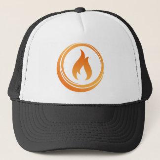 Boné Elementos do fogo