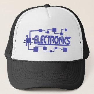 Boné Eletrônicos