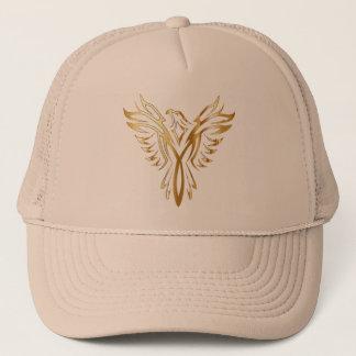 Boné Elevações de Phoenix do ouro