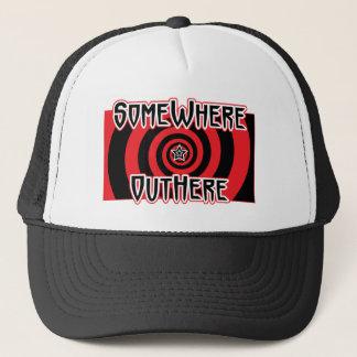 Boné Em algum lugar OutHere - chapéu com design da