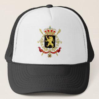 Boné Emblema belga - brasão de Bélgica
