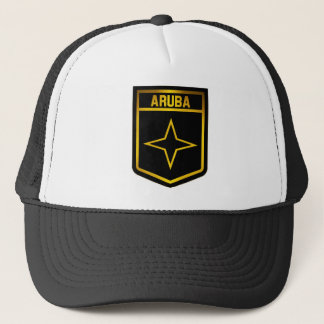 Boné Emblema de Aruba