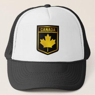 Boné Emblema de Canadá