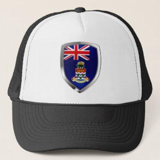 Boné Emblema de Cayman Islands Mettalic
