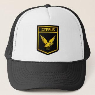 Boné Emblema de Chipre