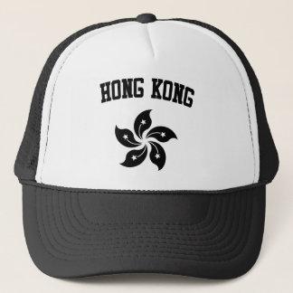 Boné Emblema de Hong Kong