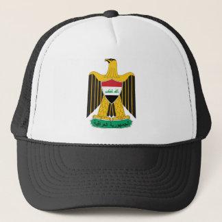 Boné emblema de Iraque