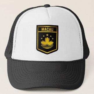 Boné Emblema de Macau